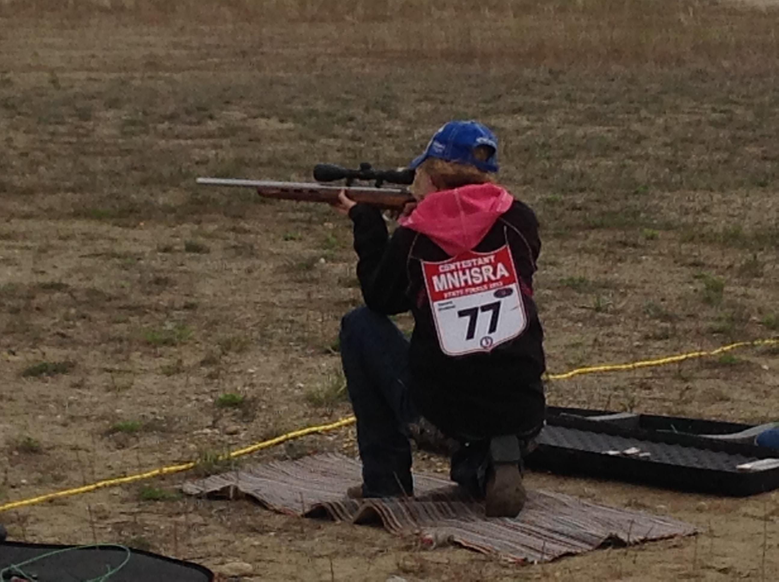 Shooting Events Minnesota High School Rodeo Association