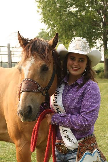 Mnhsra Queen Minnesota High School Rodeo Association